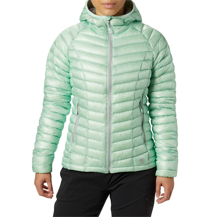 Mountain Hardwear - Ghost Whisperer™ Hooded Down Jacket - Women's