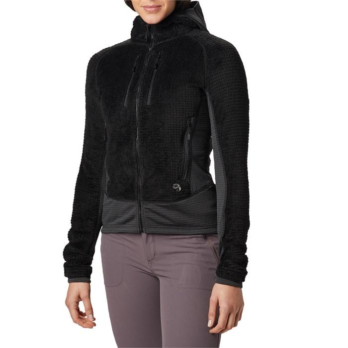 Mountain Hardwear - Monkey Woman™ Grid Hooded Jacket - Women's