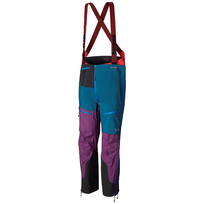 Mountain Hardwear - Exposure/2™ GORE-TEX Pro Short Bibs