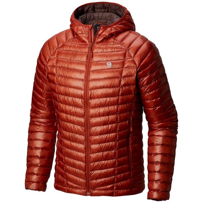 Mountain Hardwear - Ghost Whisperer™ Hooded Down Jacket