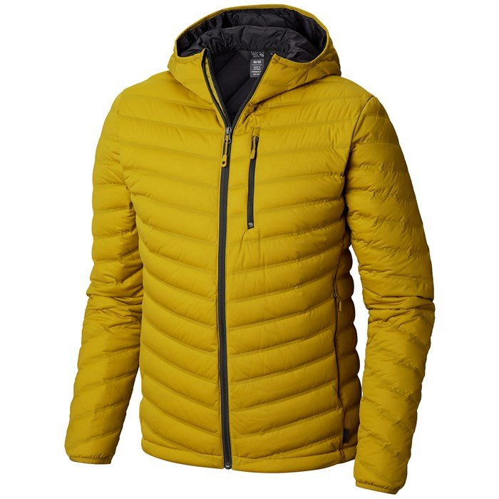 Mountain Hardwear - StretchDown™ Hooded Jacket