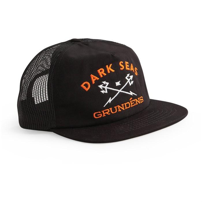 Dark Seas - x Grundens Trucker Hat