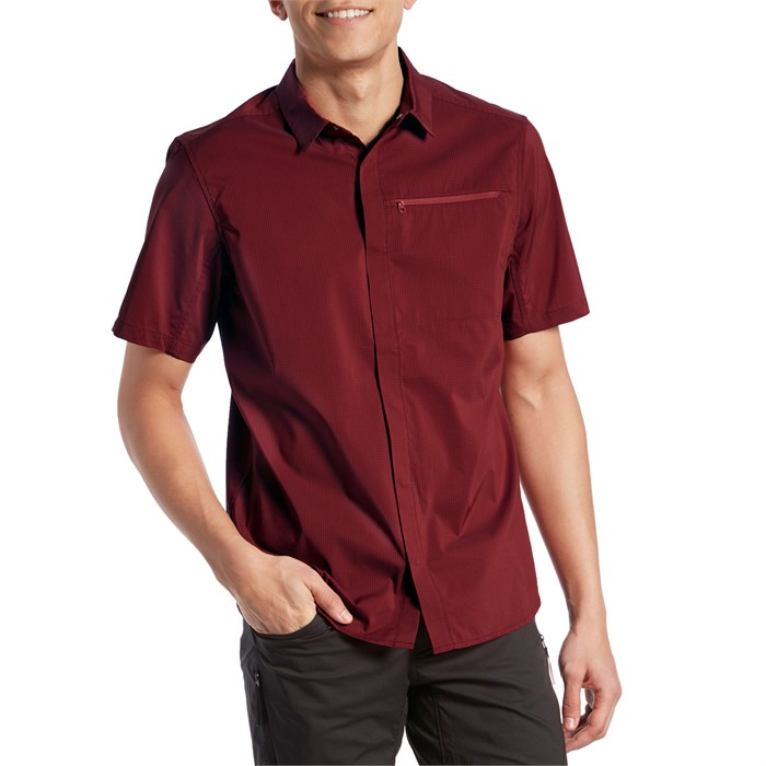 Arc'teryx - Kaslo Short-Sleeve Shirt