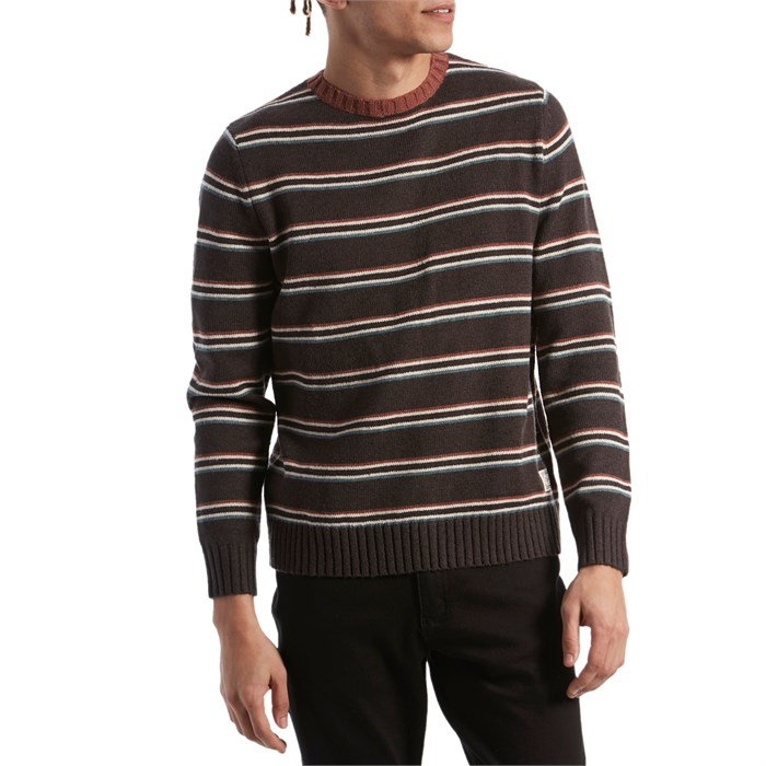 Rhythm - Vintage Stripe Knit Sweater