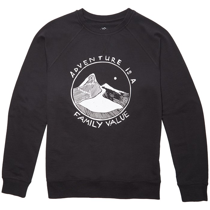 elSage Designs - Adventure French Terry Crewneck Sweatshirt