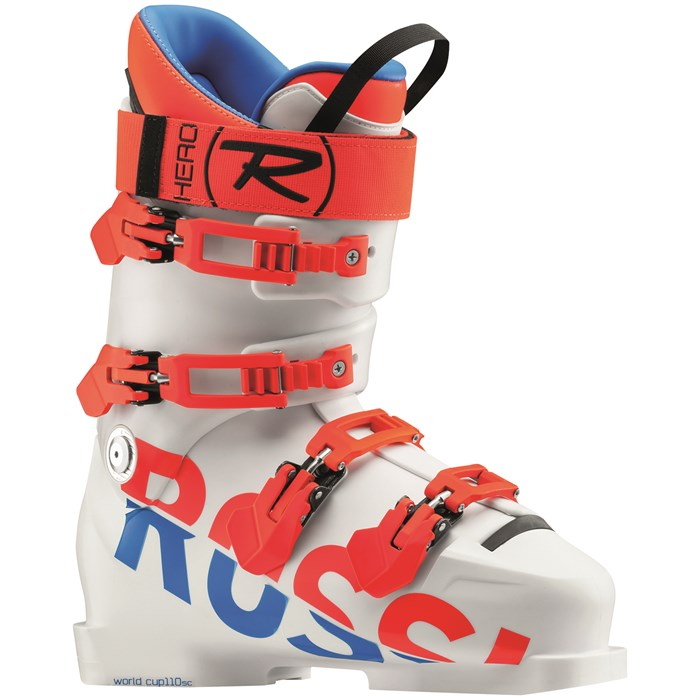 Rossignol - Hero World Cup 110 SC Ski Boots - Big Kids' 2018