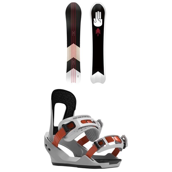 Bataleon - CT Snowboard + Switchback Destroyer Snowboard Bindings 2020