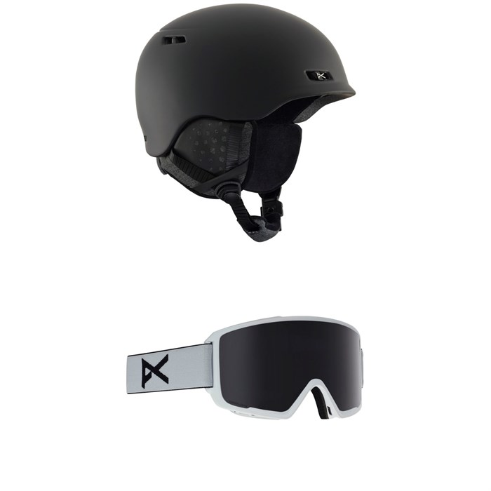 Anon - Rodan Helmet + Anon M3 Goggles