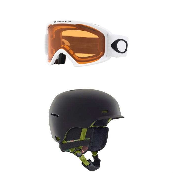 Oakley - O2 XL Goggles + Anon Highwire Helmet
