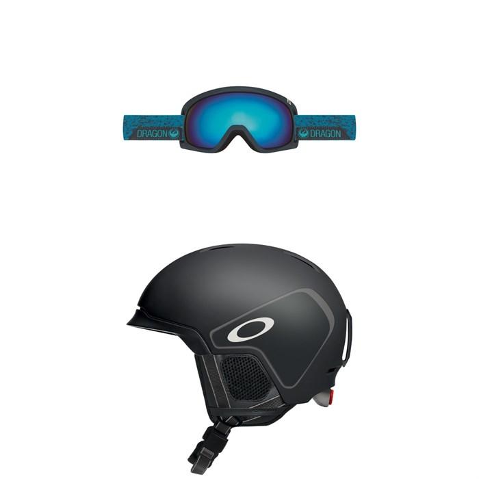 Dragon - D3 Goggles + Oakley Mod 3 Helmet