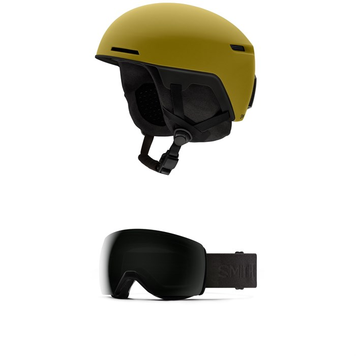 Smith - Code MIPS Helmet + Smith Skyline XL Goggles
