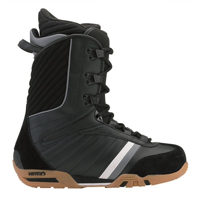 Boots Nitro Rival Snowboard Nitro Rival 2008evo Snowboard Boots H9IYWED2