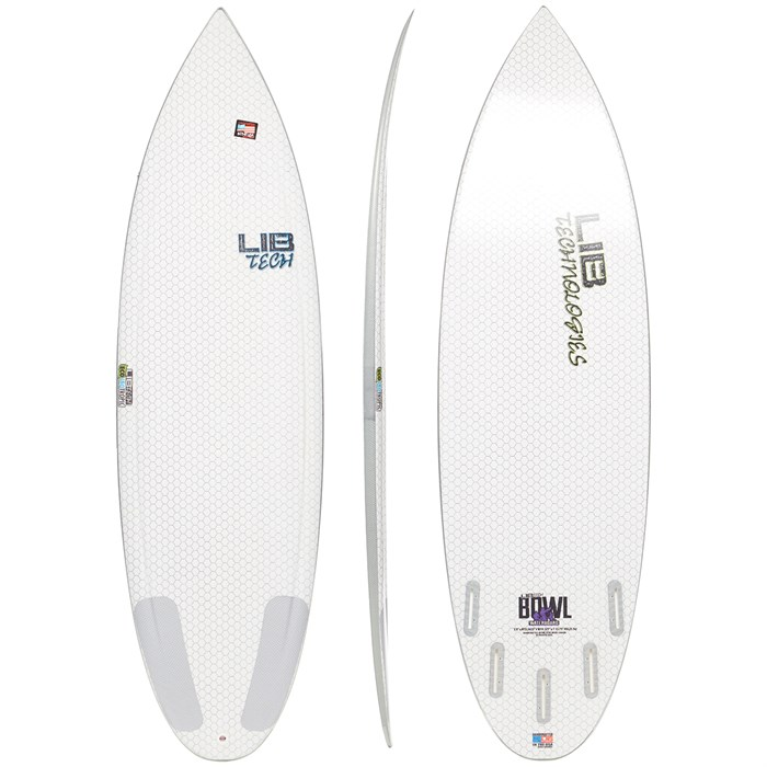 Lib Tech - Bowl Surfboard