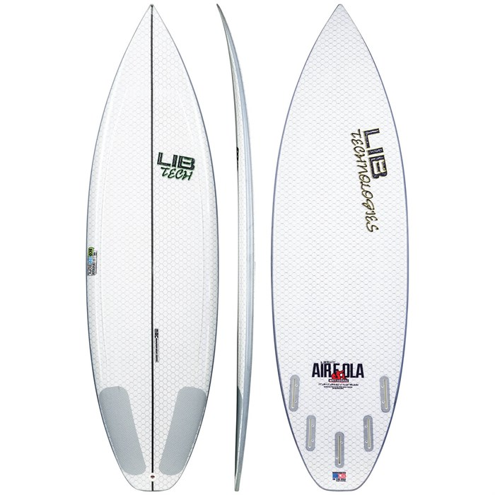 Lib Tech - Air E Ola Surfboard