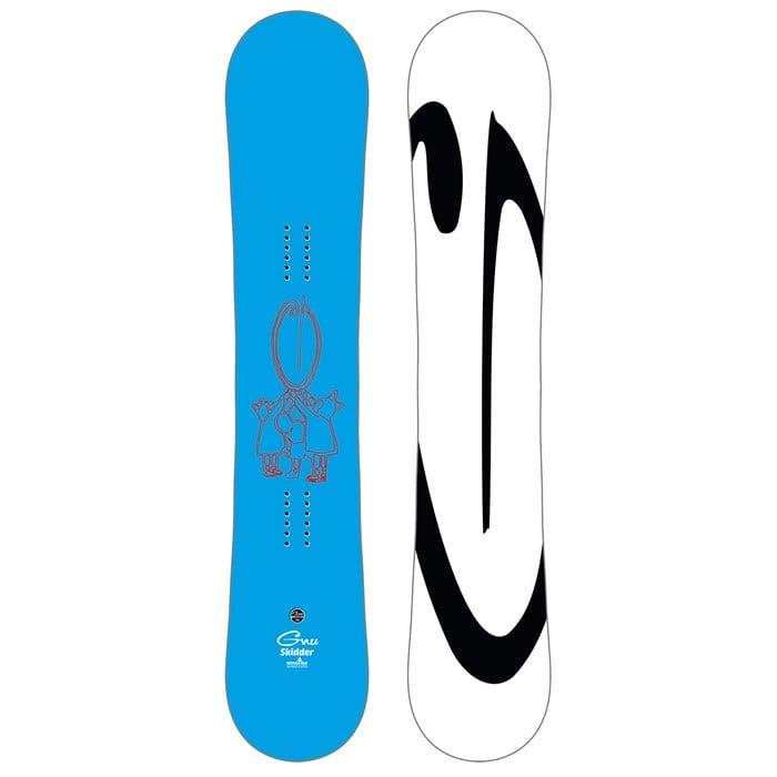 GNU - Unreal Series Skidder Snowboard - Blem 2018