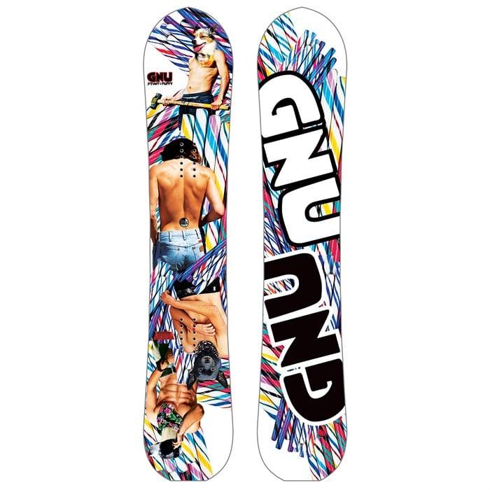 GNU - Stunt Puppy C2E Snowboard - Blem - Women's 2018