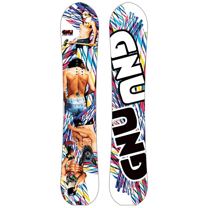 GNU - Stunt Puppy C2E Snowboard - Women's 2018