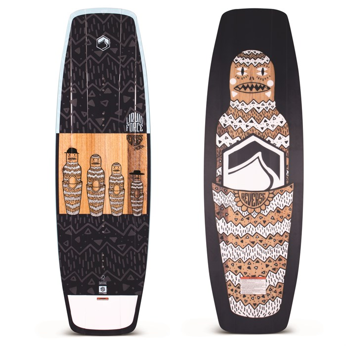 Liquid Force - Reverse Wakeboard 2020