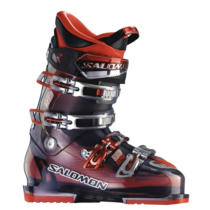 Salomon Evolution Ski Boots Review The Best Boots In The