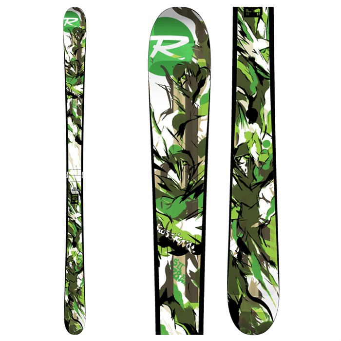 Rossignol - SAS S2 (Mr. Jago) Skis 2009