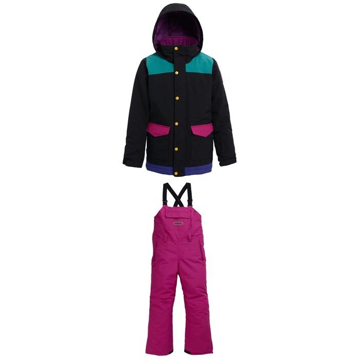Burton - Elstar Parka Jacket + Skylar Bibs - Kids'