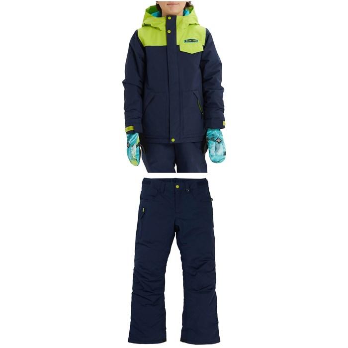 Burton - Dugout Jacket + Barnstorm Pants - Big Boys'