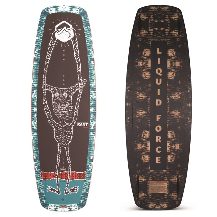 Liquid Force - Rant Wakeboard - Boys' 2020