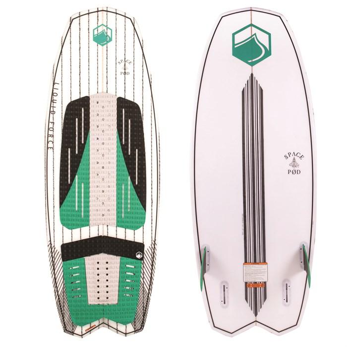 Liquid Force - Space POD Wakesurf Board 2021