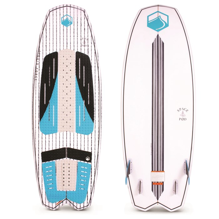 Liquid Force - Space POD Wakesurf Board 2020