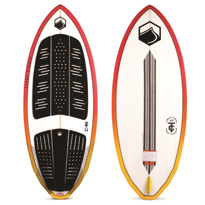 Liquid Force - TC Skim Wakesurf Board 2021