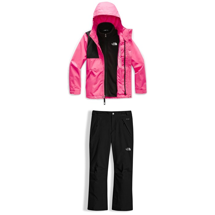 The North Face - Mt. View Triclimate Jacket + The North Face Freedom Insulated Pants - Girls'