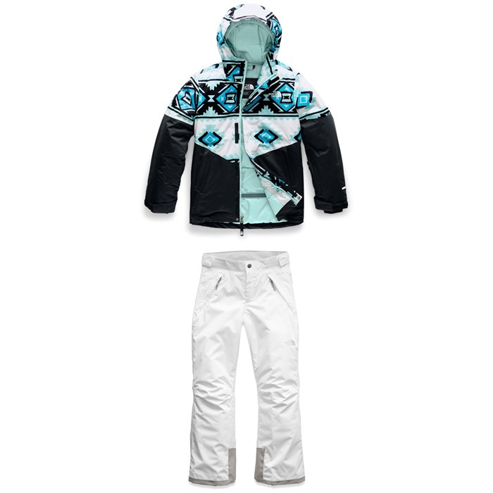 The North Face - Brianna Jacket + The North Face Freedom Insulated Pants - Girls'