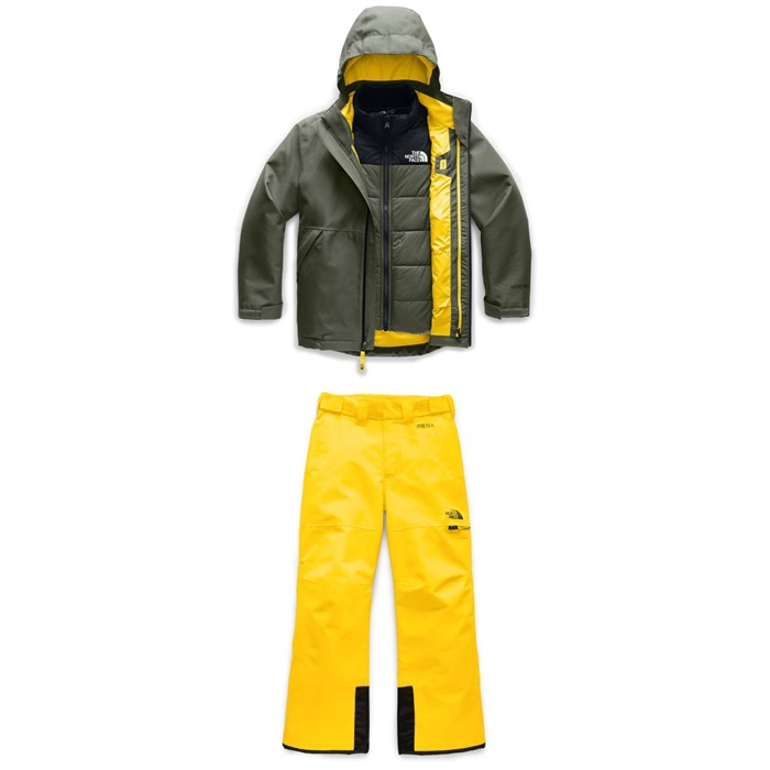 The North Face - Fresh Tracks Triclimate GORE-TEX Jacket + Pants - Boys'
