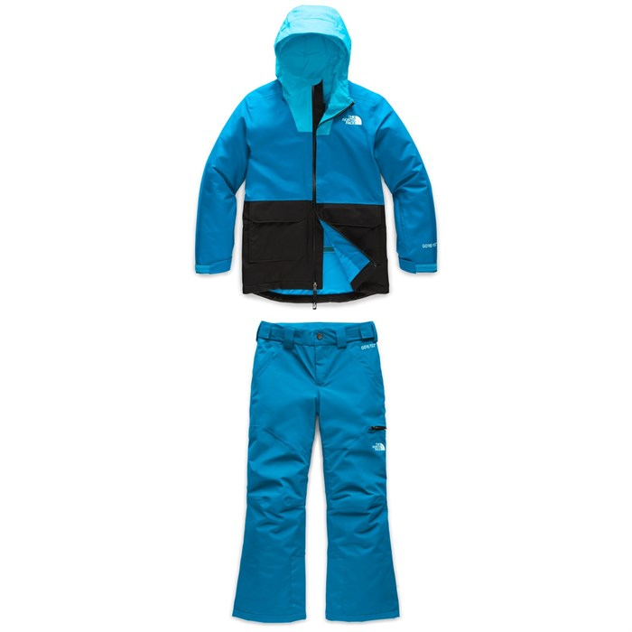 The North Face - Fresh Pow Insulated GORE-TEX Jacket + The North Face Fresh Tracks GORE-TEX Pants - Girls'