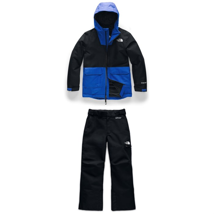 The North Face - Fresh Pow Insulated GORE-TEX Jacket + The North Face Fresh Tracks GORE-TEX Pants - Boys'