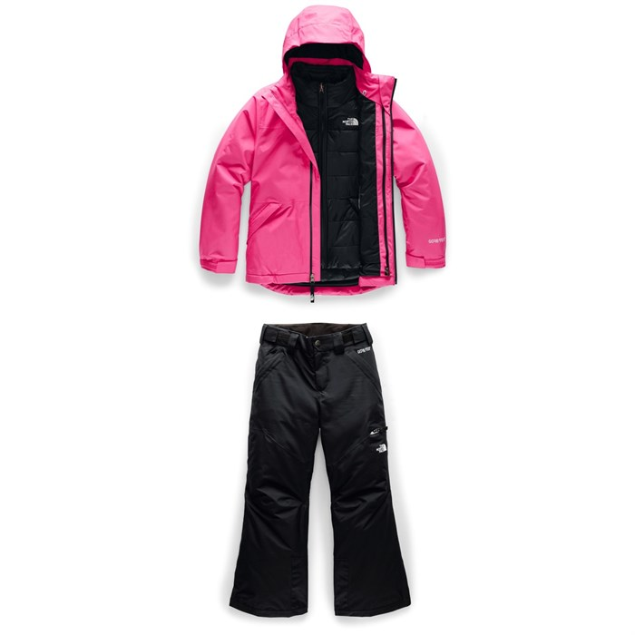 The North Face - Fresh Tracks Triclimate GORE-TEX Jacket + The North Face Fresh Tracks GORE-TEX Pants - Girls'