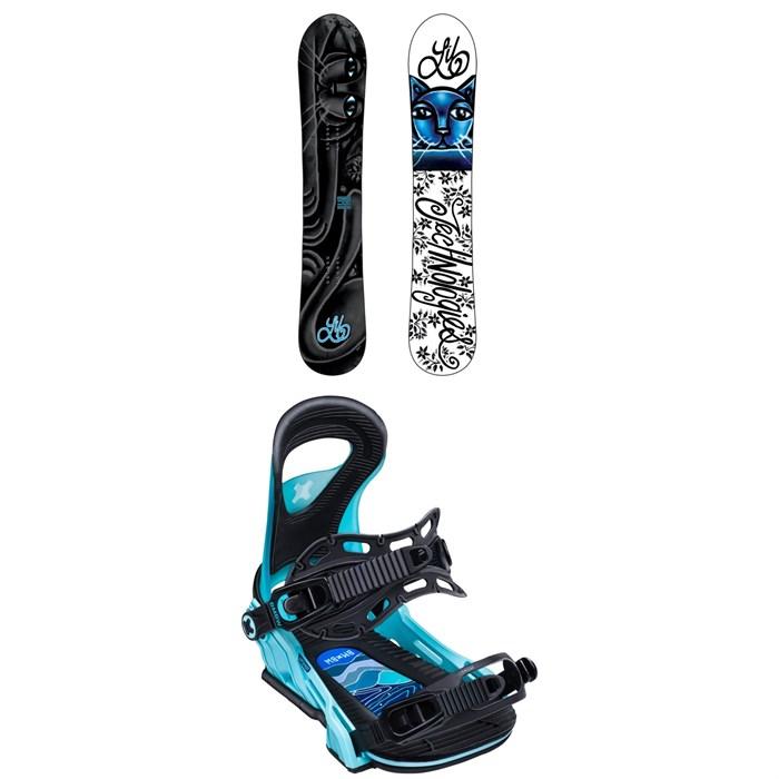 Lib Tech - Dynamiss C3 Snowboard + Bent Metal Upshot Snowboard Bindings - Women's 2020