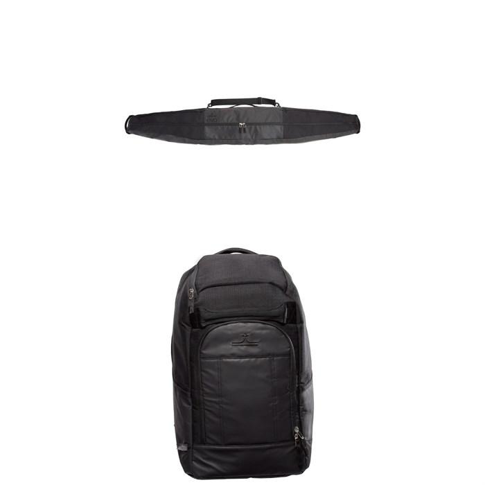 evo - Single Ski Sleeve + evo Boot Pack