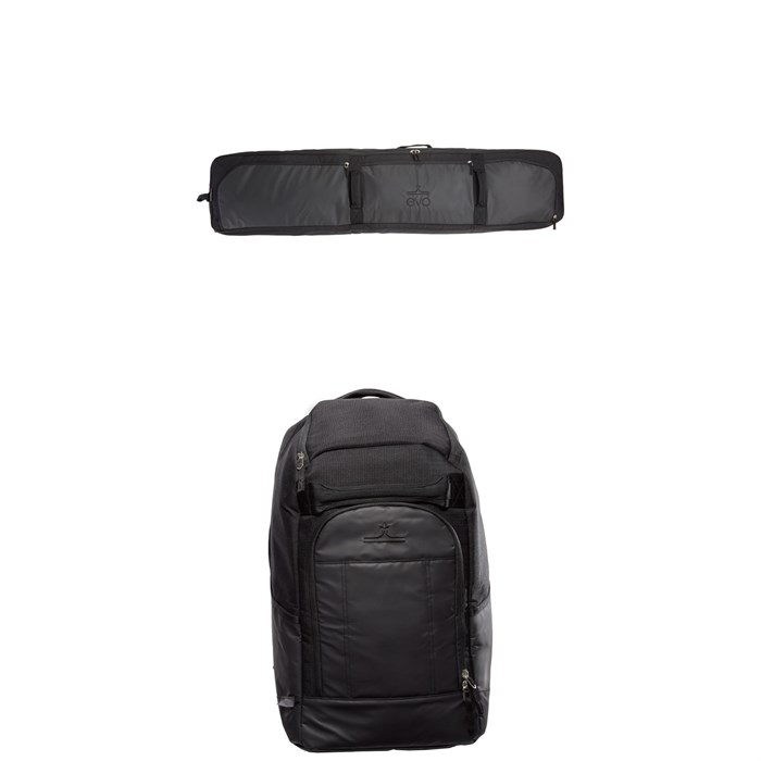 evo - Roller Snowboard Bag + evo Boot Pack