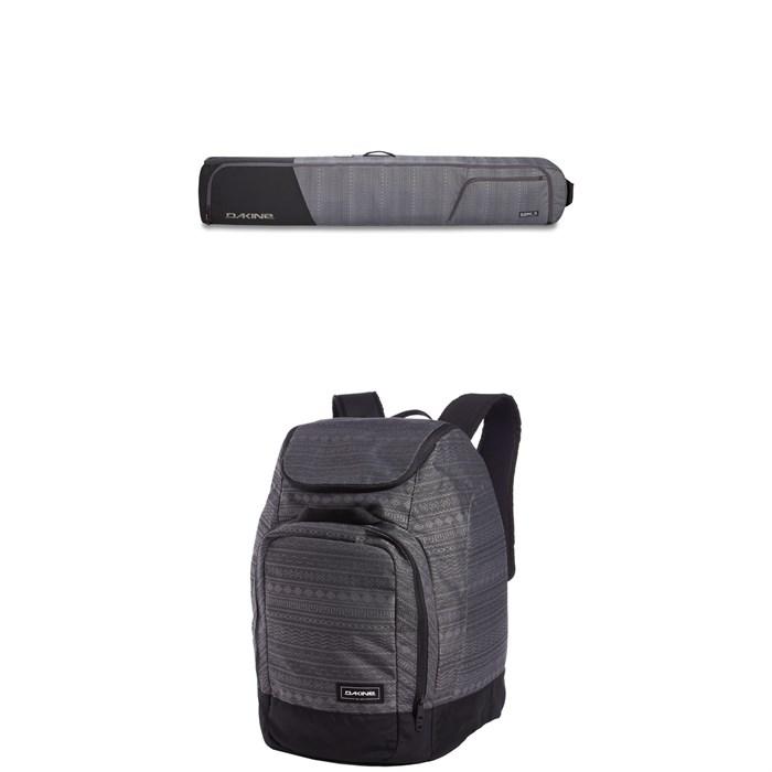 Dakine - Fall Line Ski Roller Bag + Dakine Boot Pack 50L