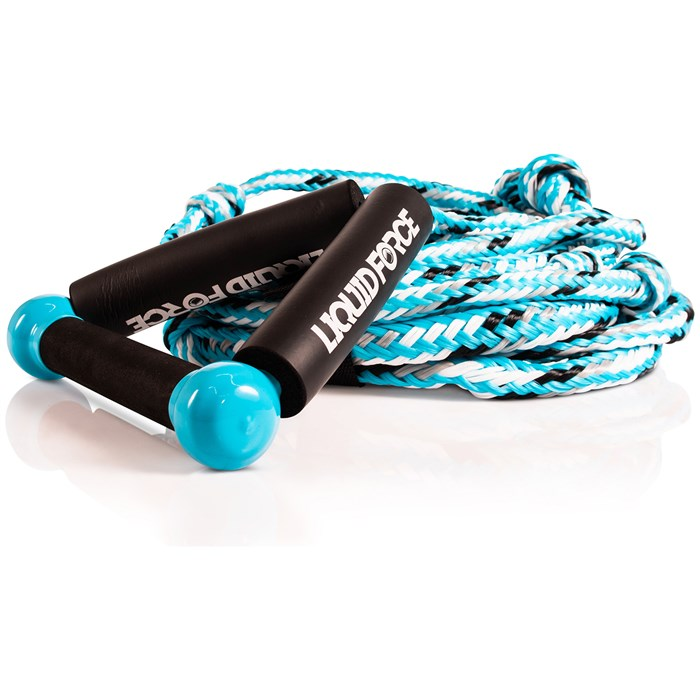 "Liquid Force - 8"" Handle with Floating Surf Rope"
