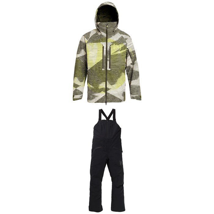 Burton - AK 2L GORE-TEX Swash Jacket + 3L GORE-TEX Freebird Bib Pants