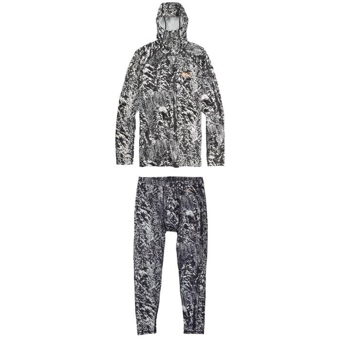 Burton - AK Power Grid Hood + Pants