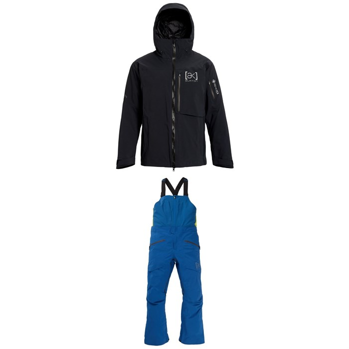 Burton - AK GORE-TEX Helitack Stretch Jacket + AK 3L GORE-TEX Freebird Bib Pants