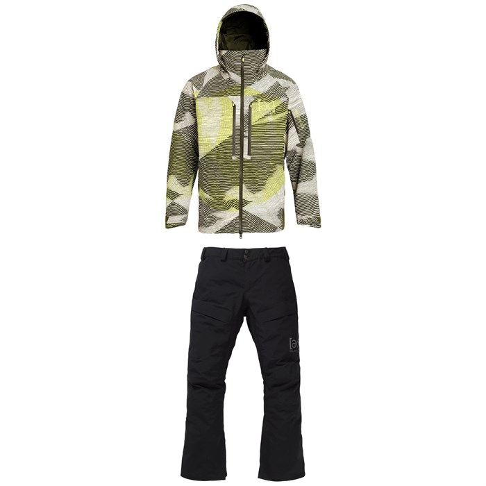 Burton - AK 2L GORE-TEX Swash Jacket + Pants