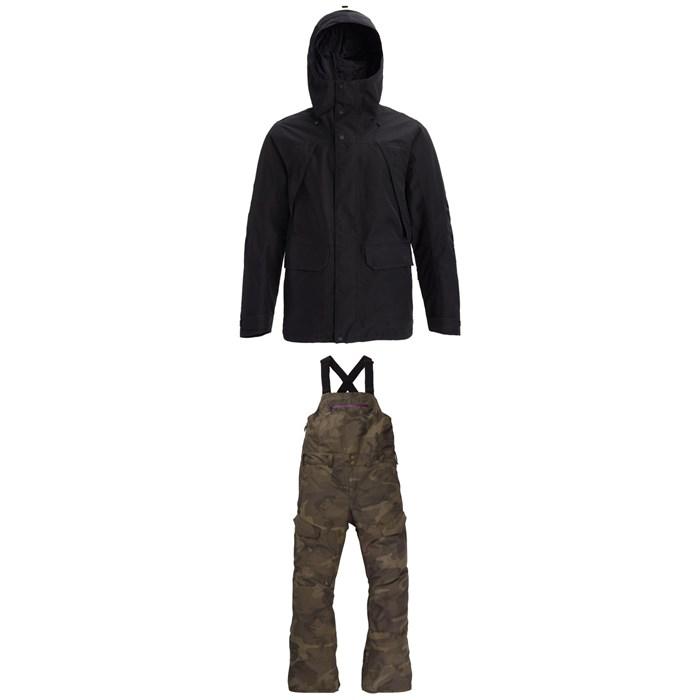 Burton - GORE-TEX Breach Jacket + GORE-TEX Reserve Bibs