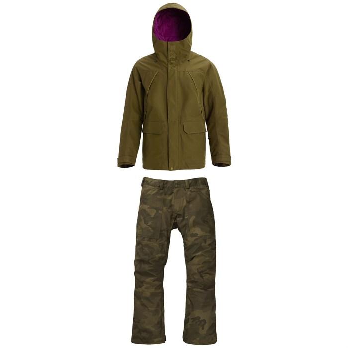 Burton - GORE-TEX Breach Jacket + GORE-TEX Ballast Pants