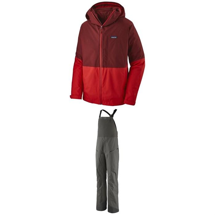 Patagonia - 3-in-1 Snowshot Jacket + Snowdrifter Bibs