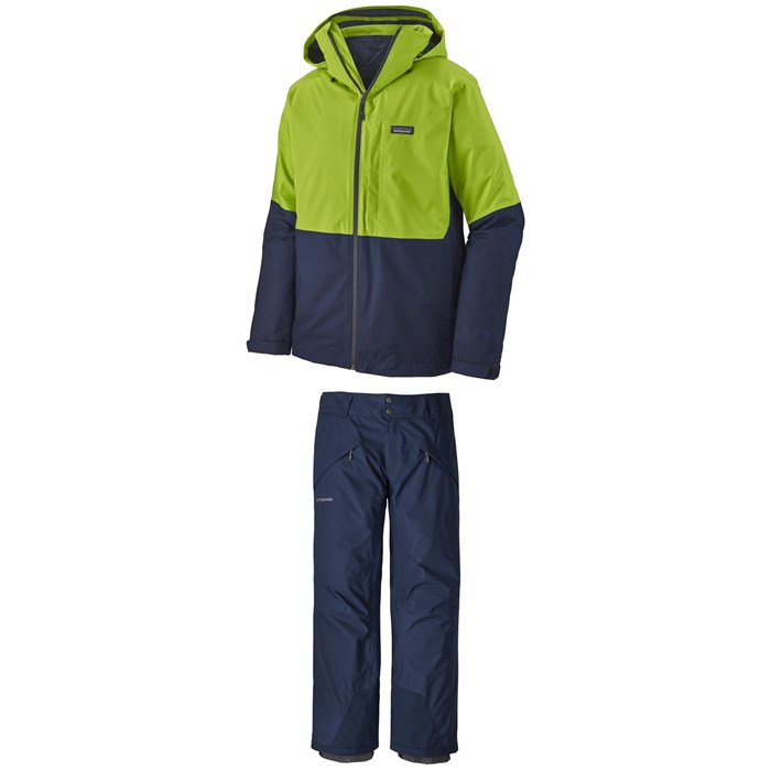 Patagonia - 3-in-1 Snowshot Jacket + Pants