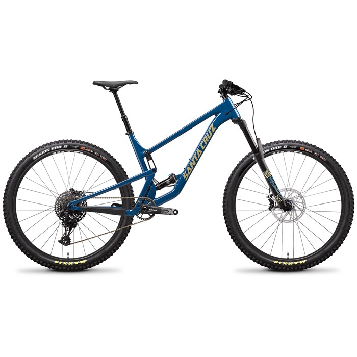 Santa Cruz Bicycles - Hightower A D Complete Mountain Bike 2020
